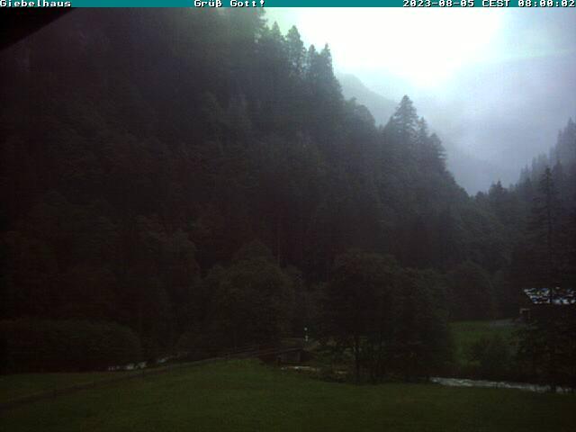 Webcam Skigebied Unterjoch - Spieserlifte Prinz Luitpod Haus - Allg�uer Alpen