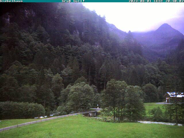 Webcam Skigebiet Unterjoch - Spieserlifte Prinz Luitpod Haus - Allg�u
