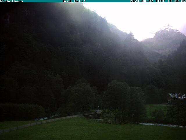 Webcam Skigebiet Unterjoch - Spieserlifte Prinz Luitpod Haus - Allgäu